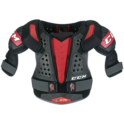 CCM QuickLite 270 Shoulder Pads - JUNIOR