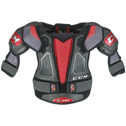 CCM QuickLite 290 Shoulder Pads - SENIOR
