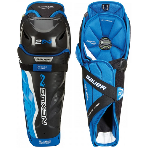 Bauer Nexus 2N Shin Guards - SENIOR