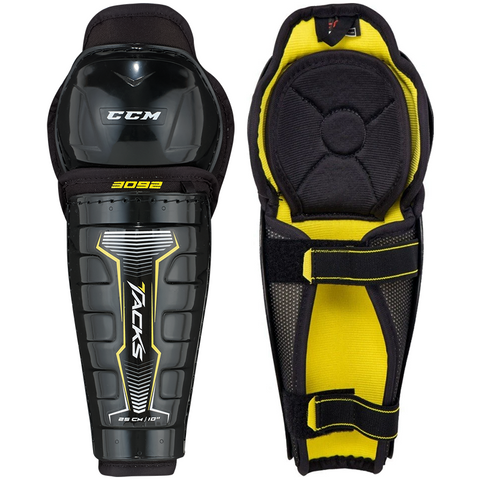 CCM Tacks 3092 Shin Guards - YOUTH