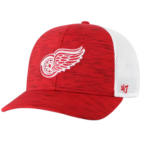47 Brand Detroit Red Wings MVP DP Adjustable Hat