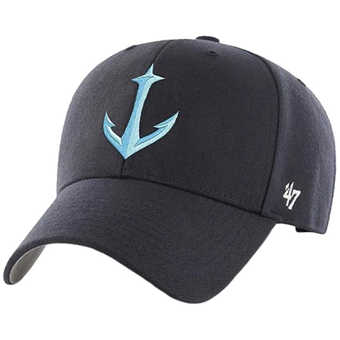 47 Brand Seattle Kraken MVP Adjustable Hat