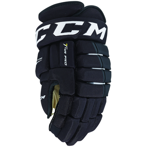 CCM Tacks 4-Roll Pro Gloves - JUNIOR
