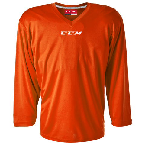 CCM 5000 Practice Jersey - Orange - SENIOR