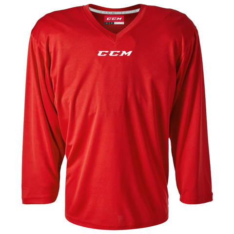 CCM 5000 Practice Jersey - Red - SENIOR