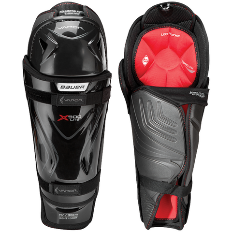 Bauer Vapor X900 Lite Shin Guards - JUNIOR