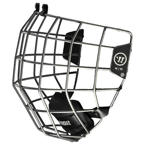 Warrior Alpha One Helmet Cage - Silver