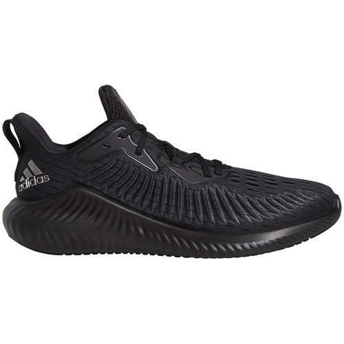 adidas ALPHABOUNCE+ Black Men's Shoe