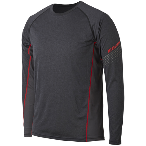 Bauer Essential Base Layer Long Sleeve - SENIOR