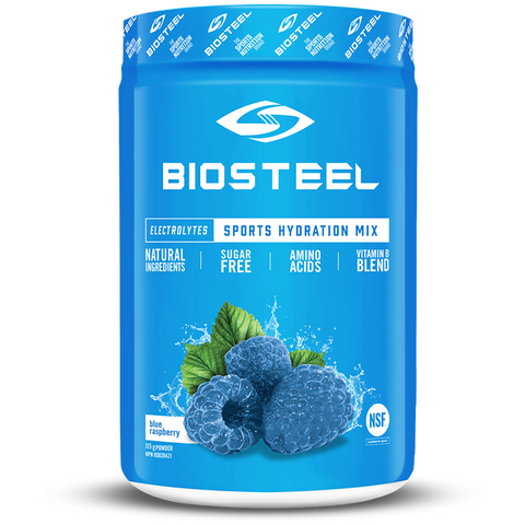 BioSteel Blue Raspberry Sports Drink Mix - 315G