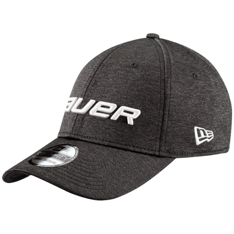 Bauer New Era 39Thirty Black Hat