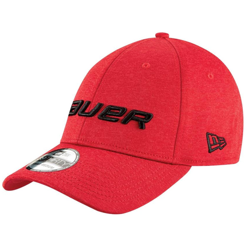 Bauer New Era 39Thirty Red Hat