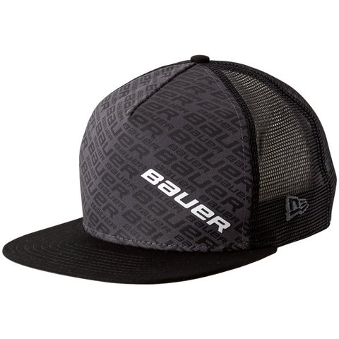 Bauer New Era 9Fifty Repeat Snapback Hat
