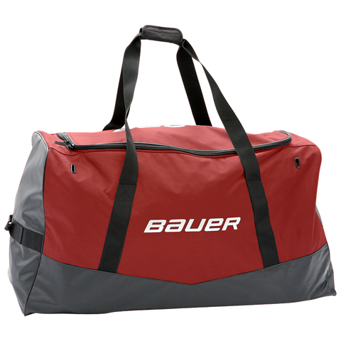 Bauer Core Black/Red Carry Bag