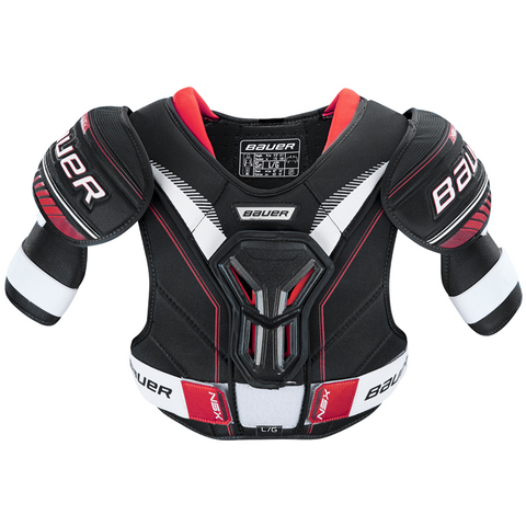Bauer NSX Shoulder Pads - SENIOR