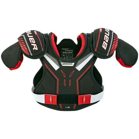 Bauer NSX Shoulder Pads - YOUTH