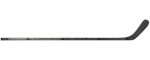 Bauer Nexus 2N Pro Shadow Series Grip Hockey Stick - INTERMEDIATE