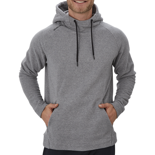 Bauer Perfect Grey Hoodie - ADULT