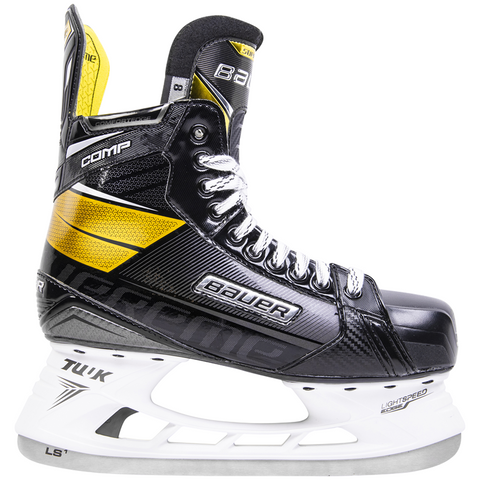 Bauer Supreme Comp Ice Skates - INTERMEDIATE