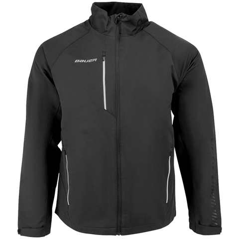 Bauer Supreme Lightweight Black Jacket