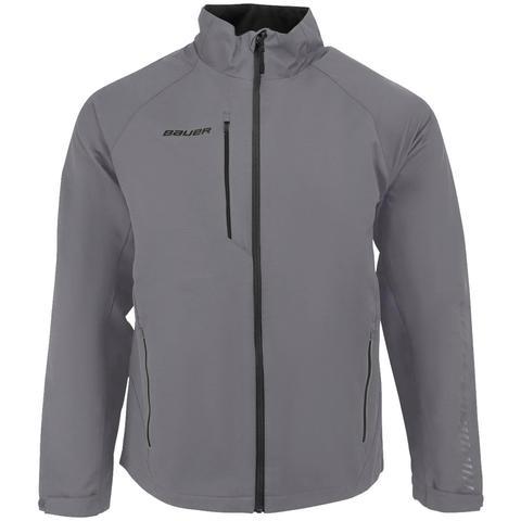 Bauer Supreme Lightweight Grey Jacket