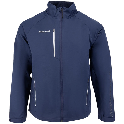 Bauer Supreme Lightweight Navy Jacket