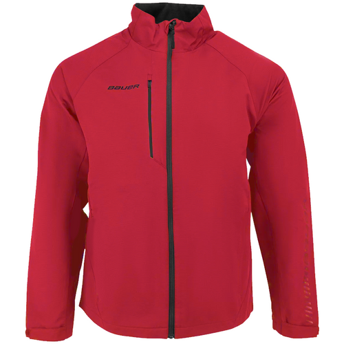 Bauer Supreme Midweight Red Jacket - ADULT