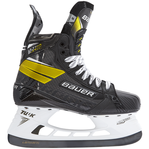 Bauer Supreme Ultra Sonic Ice Skates - INTERMEDIATE