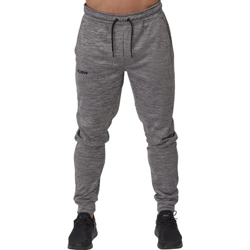 Bauer Vapor Fleece Grey Jogger Pant