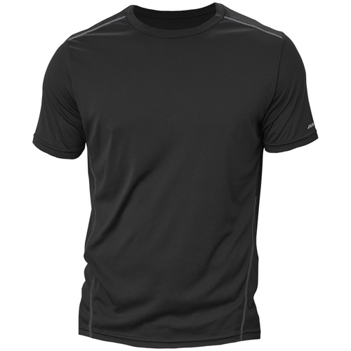 Bauer Vapor Black Tech Tee