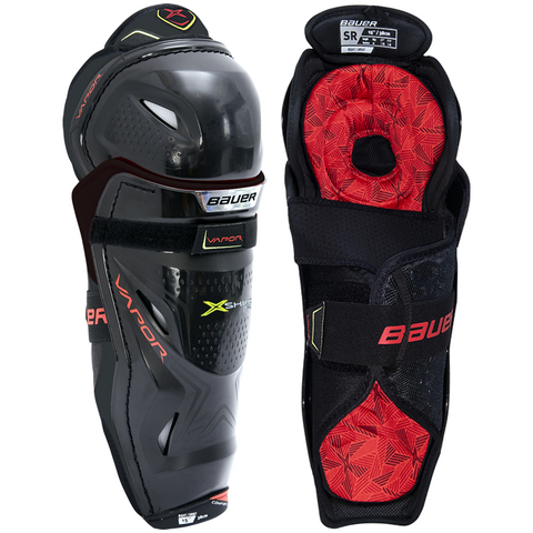 Bauer Vapor X Shift Pro Shin Guards - JUNIOR