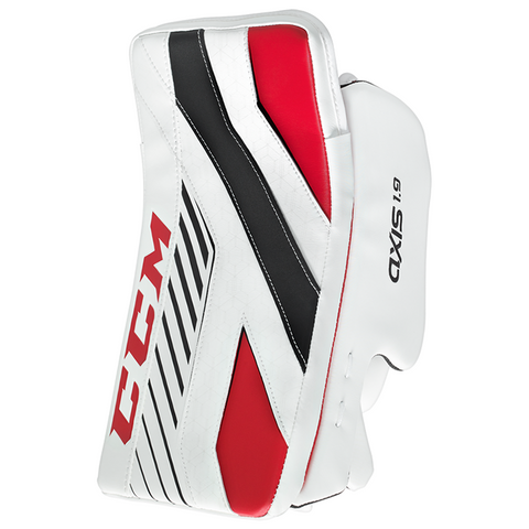 CCM Axis 1.9 Goalie Blocker - INTERMEDIATE