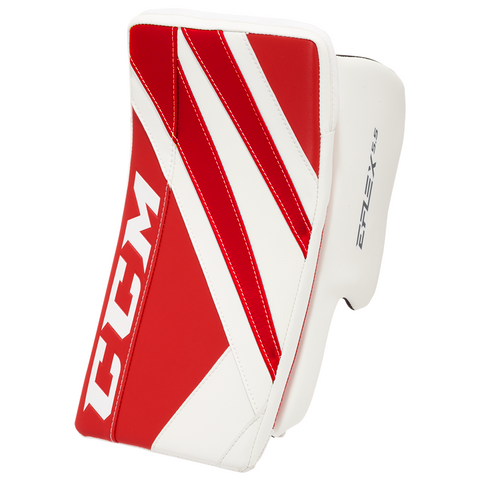 CCM EFlex E5.5 Goalie Blocker - YOUTH