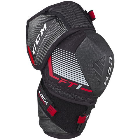 CCM JetSpeed FT1 Elbow Pads - SENIOR