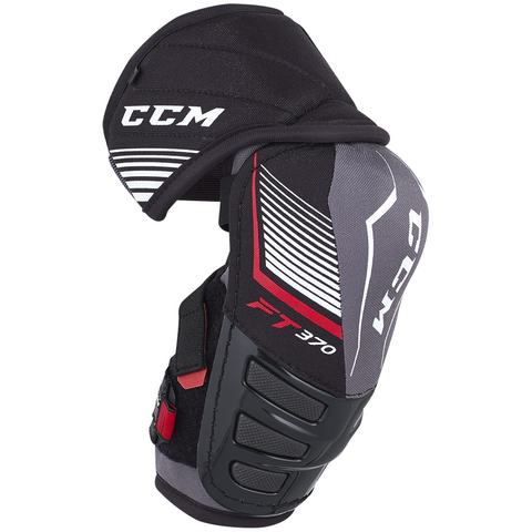 CCM JetSpeed FT370 Elbow Pads - JUNIOR