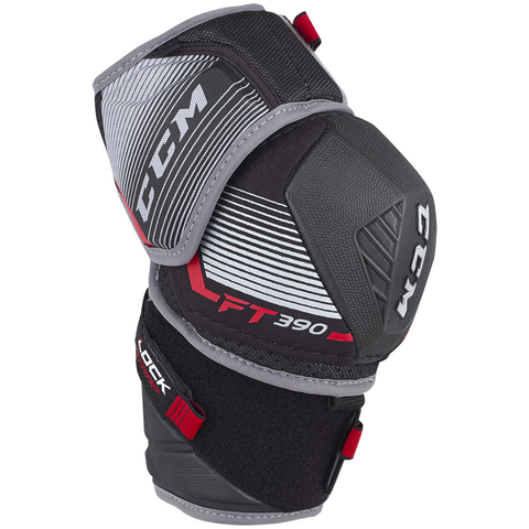 CCM JetSpeed FT390 Elbow Pads - SENIOR