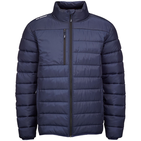 CCM Quilted Navy Winter Jacket