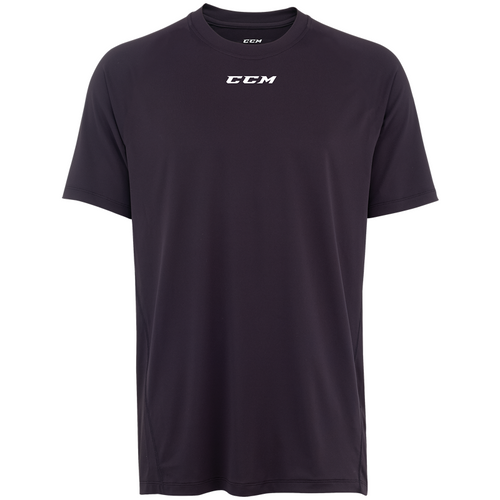 CCM Training Black Tech Tee