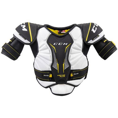 CCM Tacks Vector Plus Shoulder Pads - SENIOR