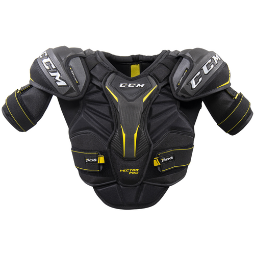 CCM Tacks Vector Pro Shoulder Pads - JUNIOR