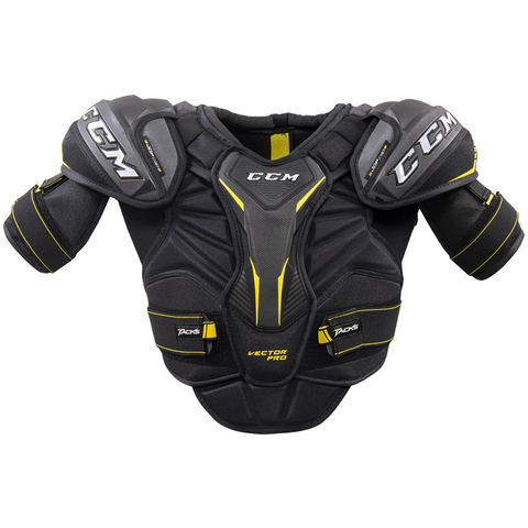 CCM Tacks Vector Pro Shoulder Pads - SENIOR