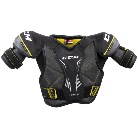CCM Tacks Vector Shoulder Pads - JUNIOR