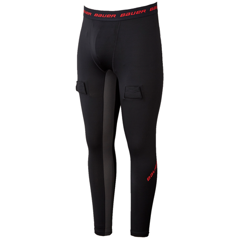 Bauer Essential Compression Jock Pant - SENIOR