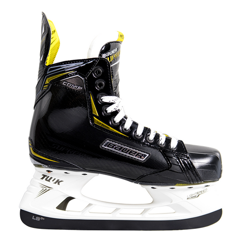 Bauer Supreme Comp Ice Skates - JUNIOR