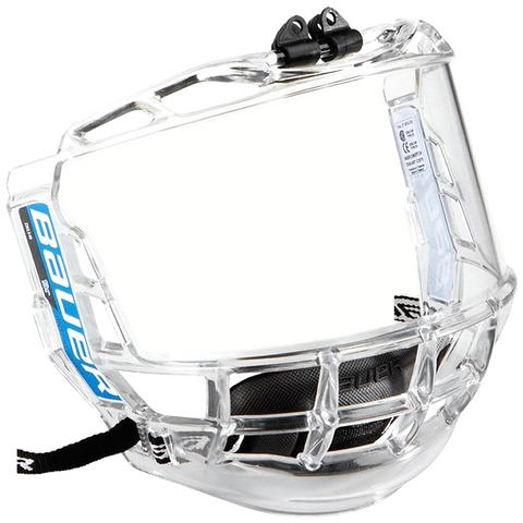 Bauer Concept 3 Full Shield - SENIOR