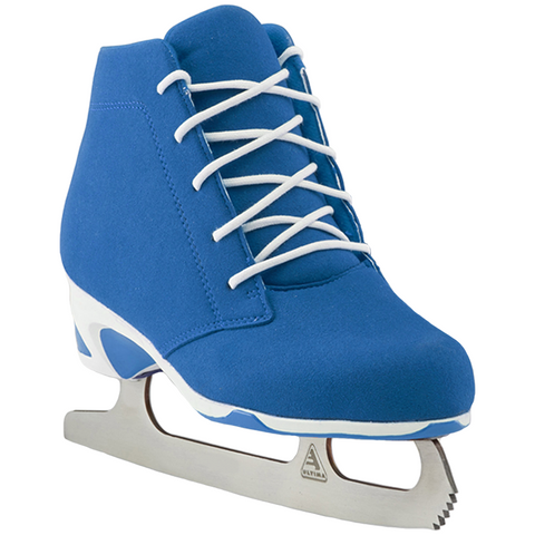 Jackson Softec Diva DV3000 Blue Figure Skates - LADIES