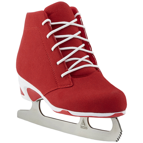 Jackson Softec Diva DV3000 Red Figure Skates - LADIES