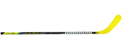 Warrior Alpha DX Grip Hockey Stick - TYKE