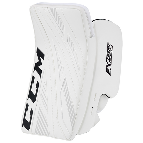 CCM Extreme Flex 4 Pro Goalie Blocker - SENIOR