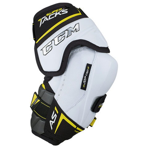 CCM Super Tacks AS1 Elbow Pads - SENIOR